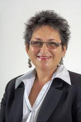 Di Pretorius, estate agent